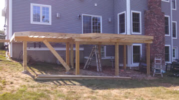 ct local deck builder construction deck pro