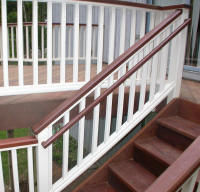Graspable Stair Rail