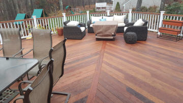 custom ipe decking ct connecticut decking company deck pro