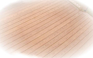 straigth decking floor pattern