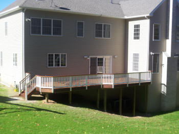 ipe deck in glastonbury ct