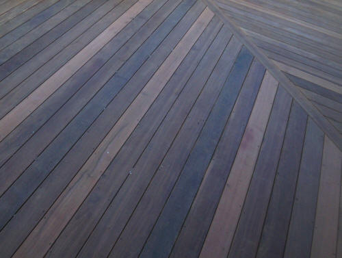 Decking materials cool decking material for Best composite decking material