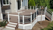 local custom deck builder ct.